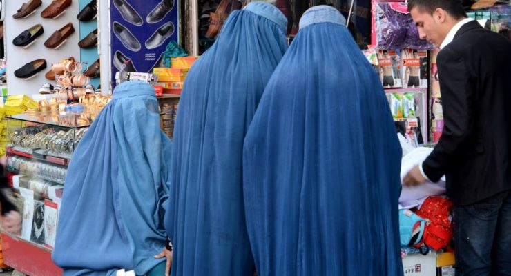 New assaults on women's independence in Afghanistan